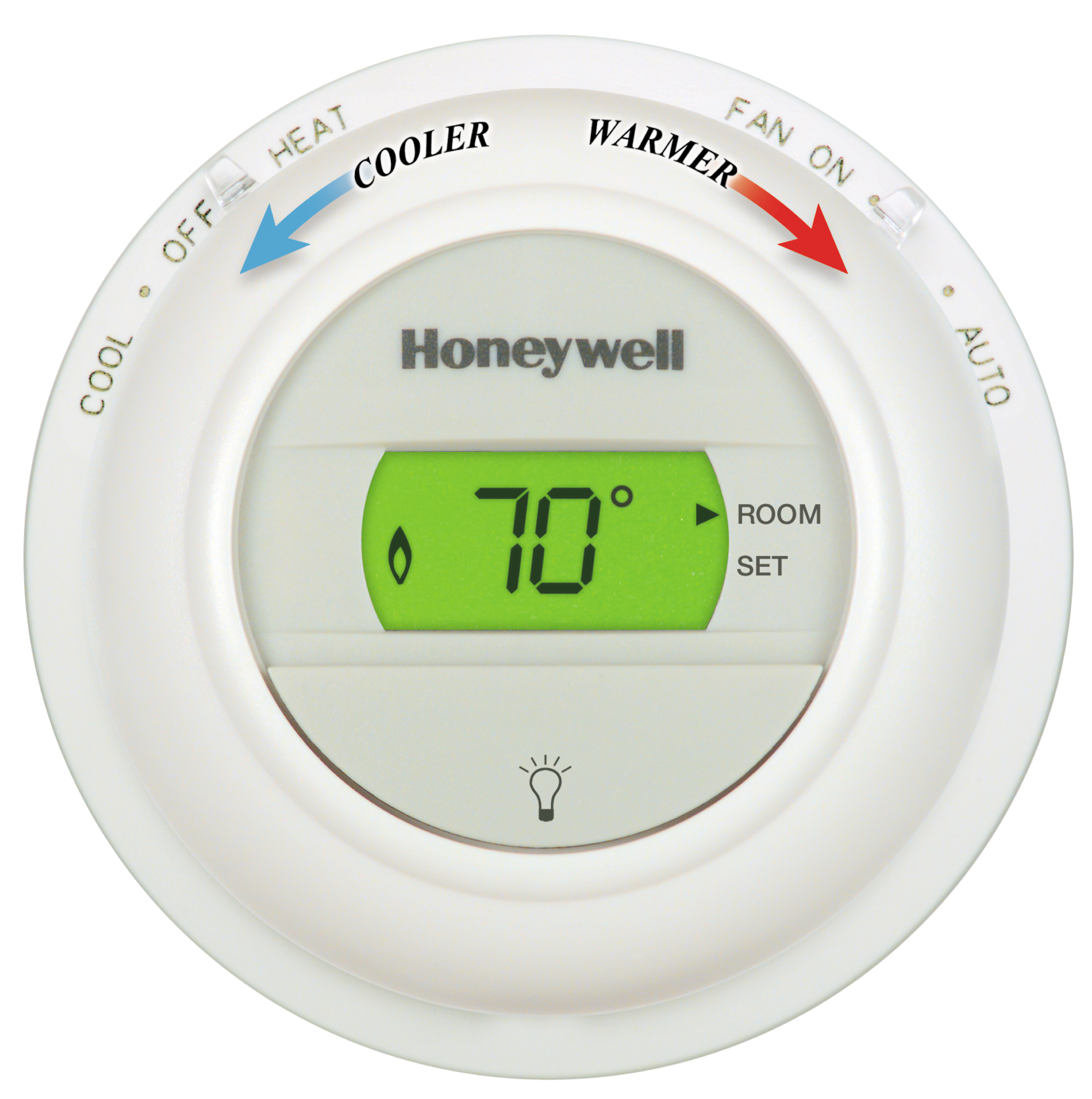 Honeywell Round Thermostat Manual Various Owner Guide Rth7500d Wiring Diagram Enthusiast Diagrams Non Programmable 1h 1c Jackson Systems Rh Jacksonsystems Com Installation Instructions