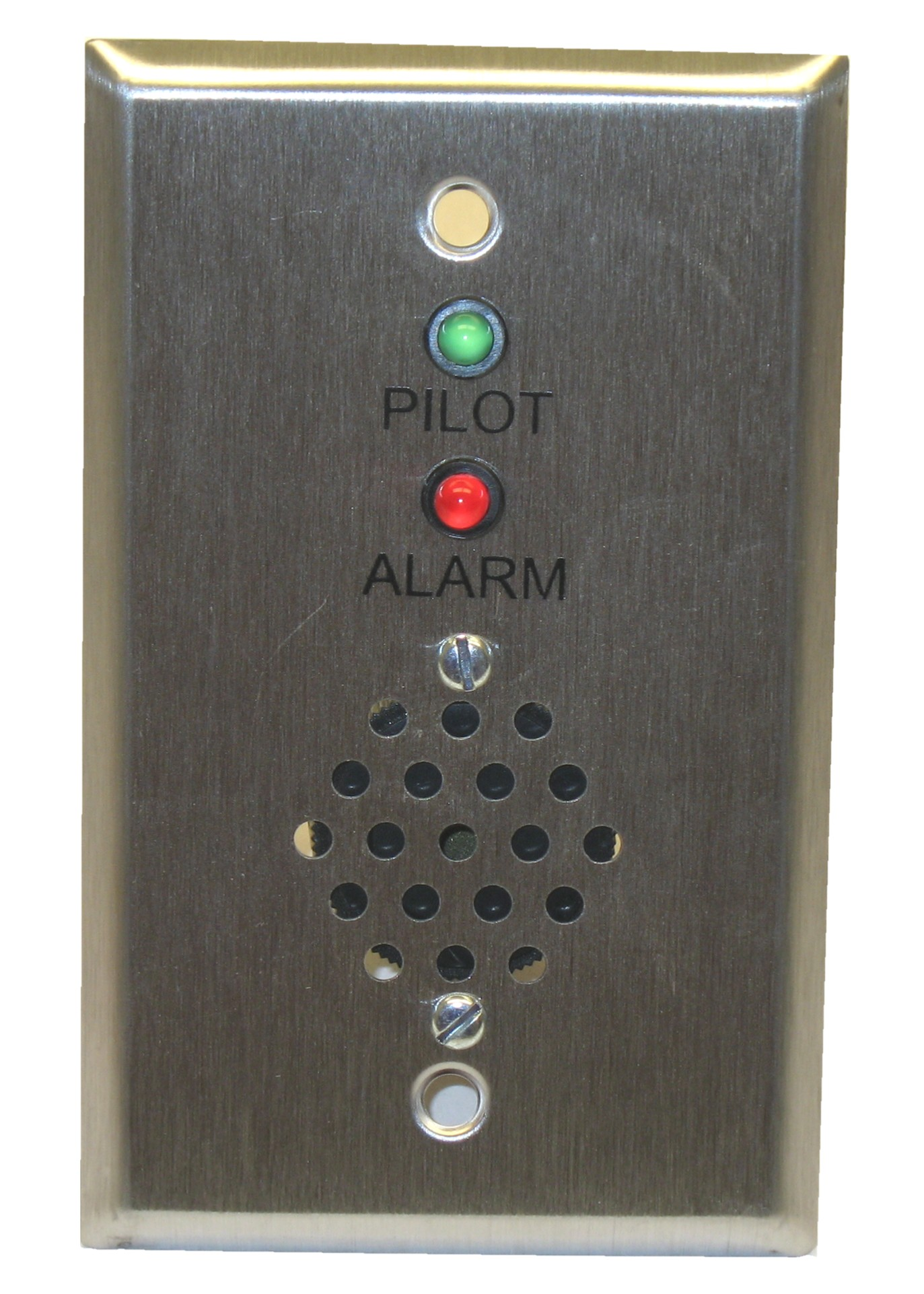 Remote Alarm Led Pilot Led And Alarm Horn For Duct Smoke