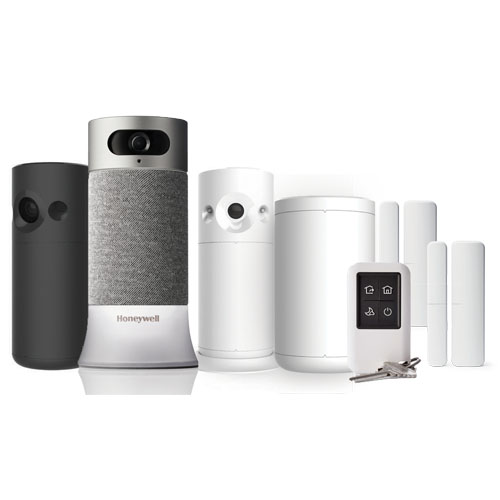 Honeywell Smart Home Security Kit - Large | Jackson Systems