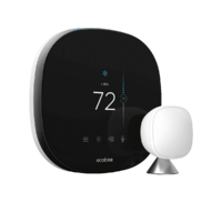 ecobee5 Wi-Fi SmartThermostat Pro with Built-In Amazon Alexa (1 sensor included)